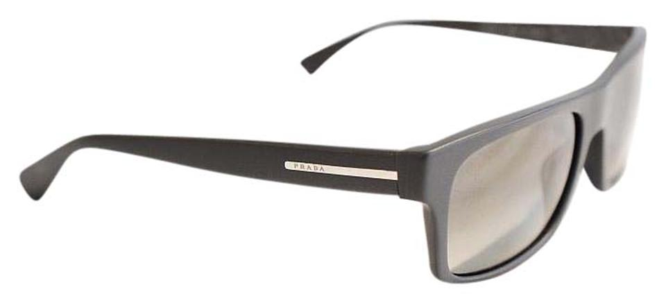 ec657696b12 Prada New SPR 18P Black Sunglasses Image 0 ...