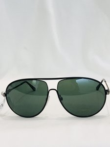 Tom Ford TF 450 Black Sunglasses 02N Cliff 61mm