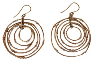 South African Stunning South African rose gold earrings