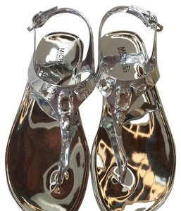MICHAEL Michael Kors Summer silver Sandals