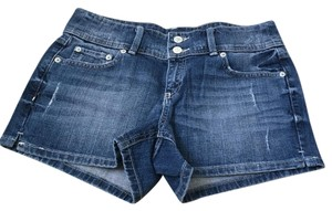 London Jean Mini/Short Shorts Blue