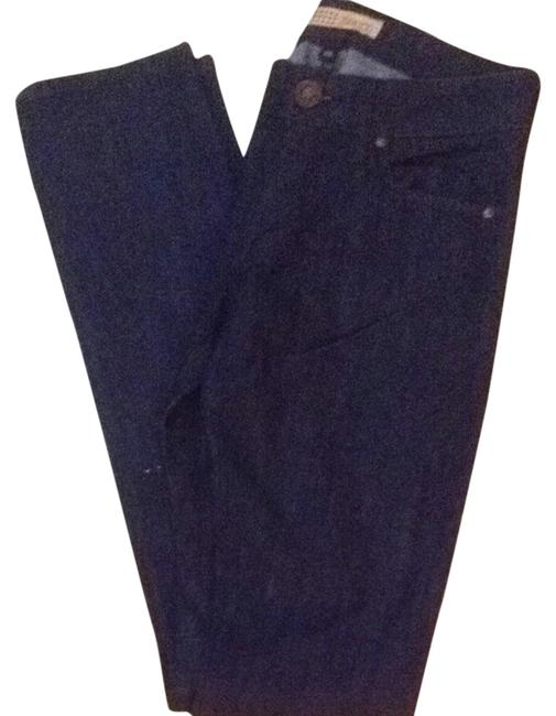 Bread Straight Leg Jeans-Dark Rinse