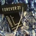 Forever 21 Mini/Short Shorts Blue Image 2
