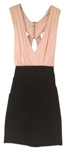 LaROK Mini Draped Dress