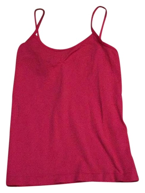 Item - Pink Women's Hot Camisole Tank Top/Cami Size 4 (S)
