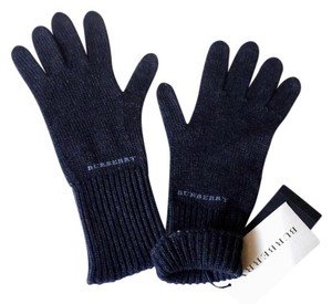 Burberry BRAND NEW Burberry Touch Lightweight Gauze Cashemere Knitted Gloves