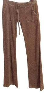Juicy Couture Athletic Pants Tan