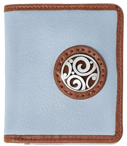 Brighton London Groove Petite Wallet-Leather