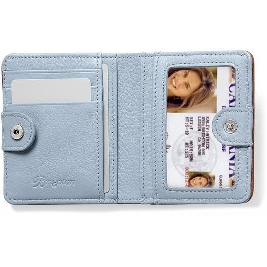 Brighton London Groove Petite Wallet-Leather Image 2
