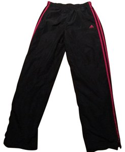 adidas Athletic Pants Hot Pink