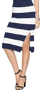 Lauren Ralph Lauren Skirt Blue/white stripe