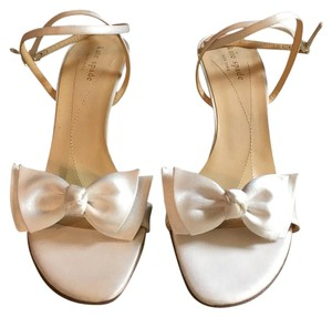 Kate Spade White Satin Formal