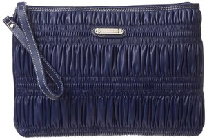 Nine West Wristlet in Navy