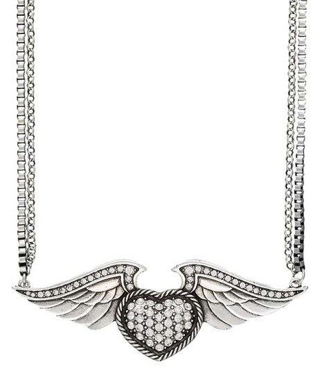 Preload https://img-static.tradesy.com/item/16007005/silver-heart-on-wings-necklace-0-1-540-540.jpg