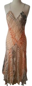 Philippe Adec short dress multi Summer Silk Designer on Tradesy