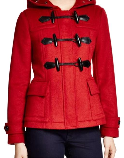 Item - Windsor Red Duffle Blackwell Coat Size 4 (S)