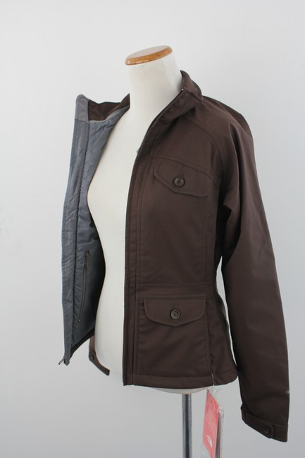 The North Face Water-repellant Water-resistant Brown Jacket