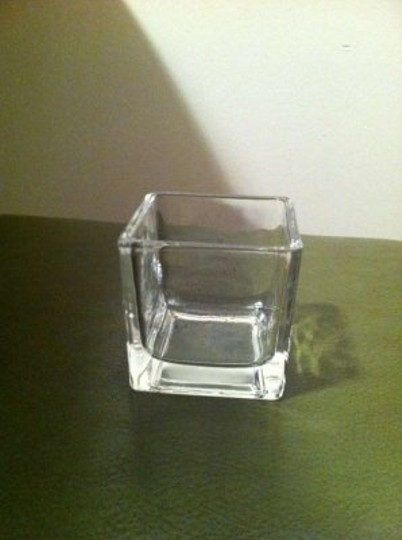 Michaels Little Square Candle Holders Centerpiece