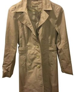 MICHAEL Michael Kors Trench Belted Lined Trench Coat