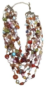 Lia Sophia Lia Sophia Multi Chain Necklace