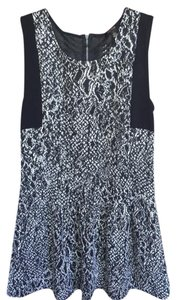 Ella Moss short dress $70 ** Free Shipping ** Animal Print on Tradesy