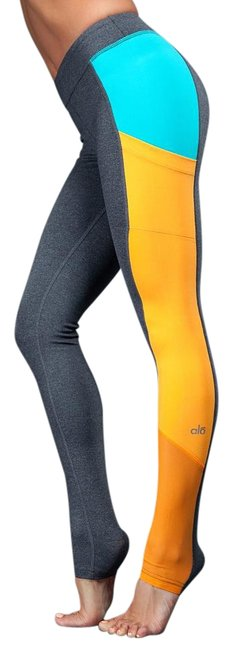 Item - Aqua/Orange Ascendant Activewear Bottoms Size 0 (XS, 25)