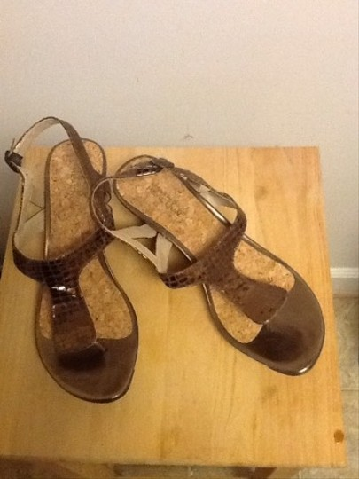 Kenneth Cole Reaction Bronze Wedges