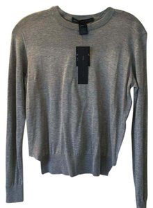 Marc by Marc Jacobs Top Grey melange and White