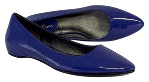 Cole Haan Blue Patent Leather Flats