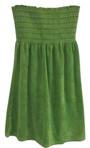 Juicy Couture short dress Green on Tradesy