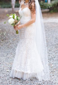 Simone Carvalli Simone Carvalli Style 90253 Wedding Dress