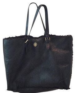 Tory Burch Tote in Midnight Blue
