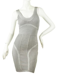 Hervé Leger Bodycon Knit Dress