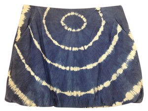 Tory Burch Skirt Blue and White