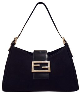 Fendi Borsa Manico Evening Shoulder Baguette