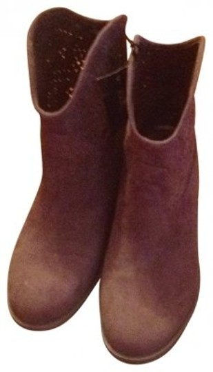 Express Brown Boots