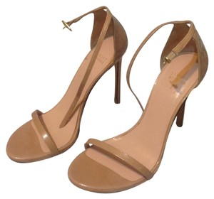 Stuart Weitzman Leather Sexy Casual tan Sandals