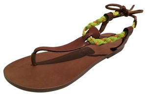 See by Chloé Brown Sandals