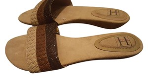 Other Brown and nude Flats