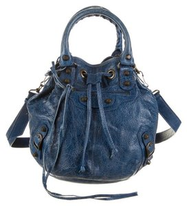 Balenciaga Mini Pompon Bags - Up to 70% off at Tradesy 2df385d278