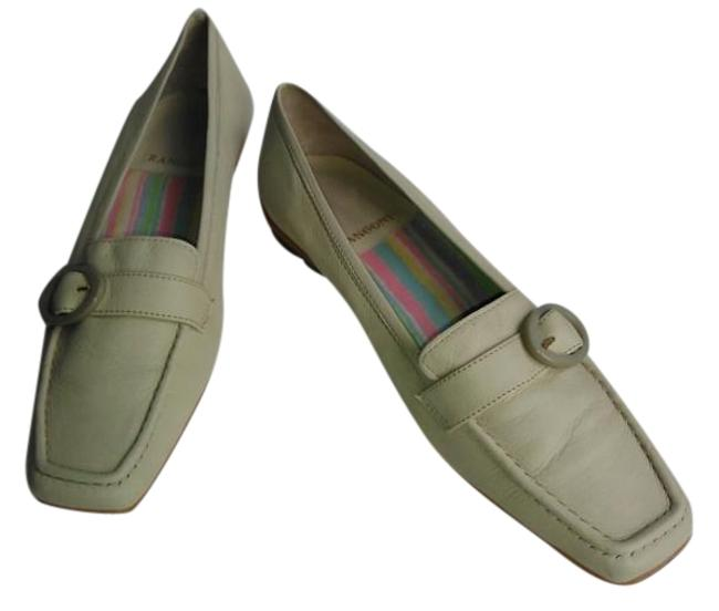 Item - Off While Soft Leather Loafers Flats Size US 7.5 Narrow (Aa, N)