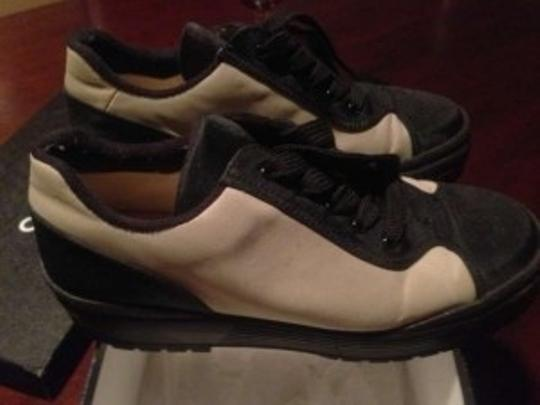 Chanel Beige & Black Athletic