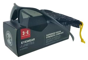 Under Armour Under Armour 8600023-4700 Zone Black/Grey Lens Sunglasses