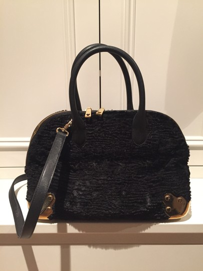 Moschino Tote in Black