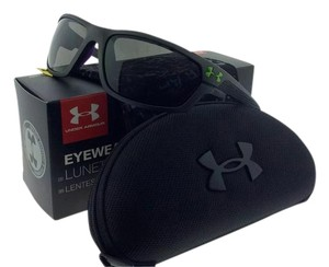 Under Armour Under Armour 8630078-063301 Black/Grey Lens Sunglasses