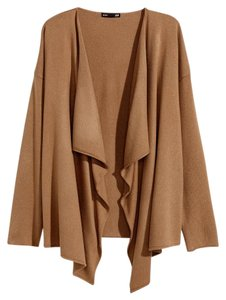 H&M Drapey Open Front Cardigan