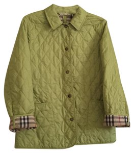 Burberry Lime color Jacket