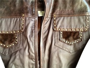 Pelle Pelle Motorcycle Jacket