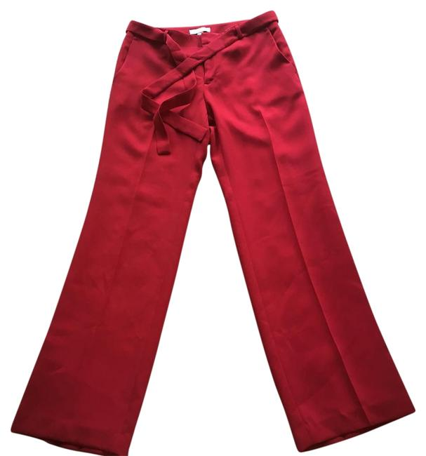 Item - Red Pants Size 6 (S, 28)