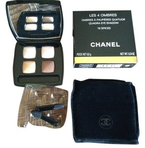 Chanel Les 4 Ombres Quadra Eye Shadow 79 Spices